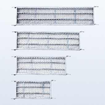網製足場板