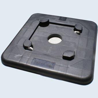 樹脂製ワイドベース